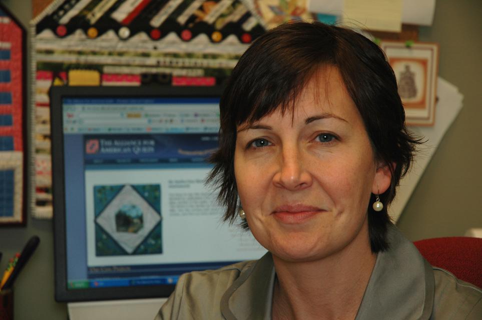 Amy Milne headshot