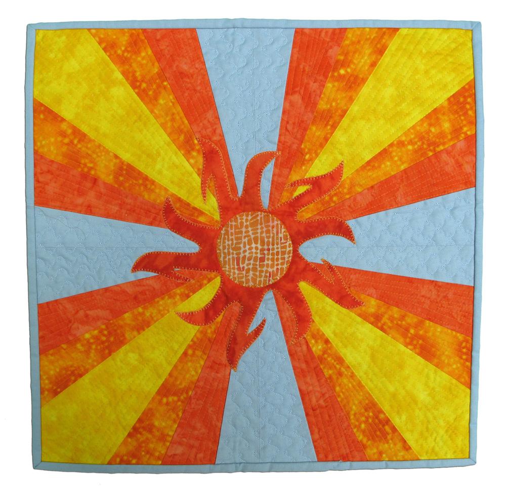 I'll Follow the Sun, Mary Kay Davis, Sunnyvale, California