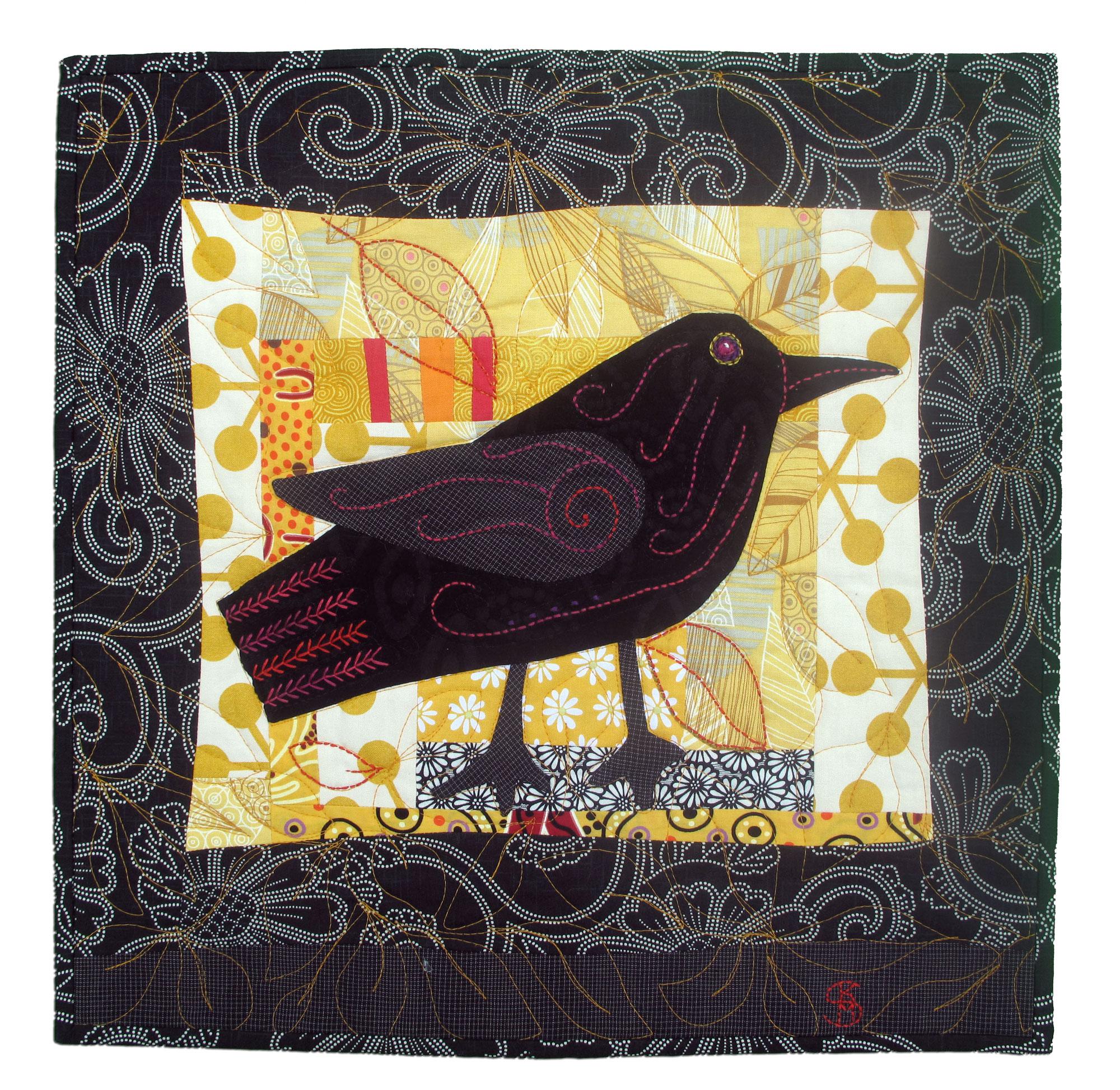 Honorable Mention, Smarter Than the Average Bird, Kristin Shields, Bend, Oregon