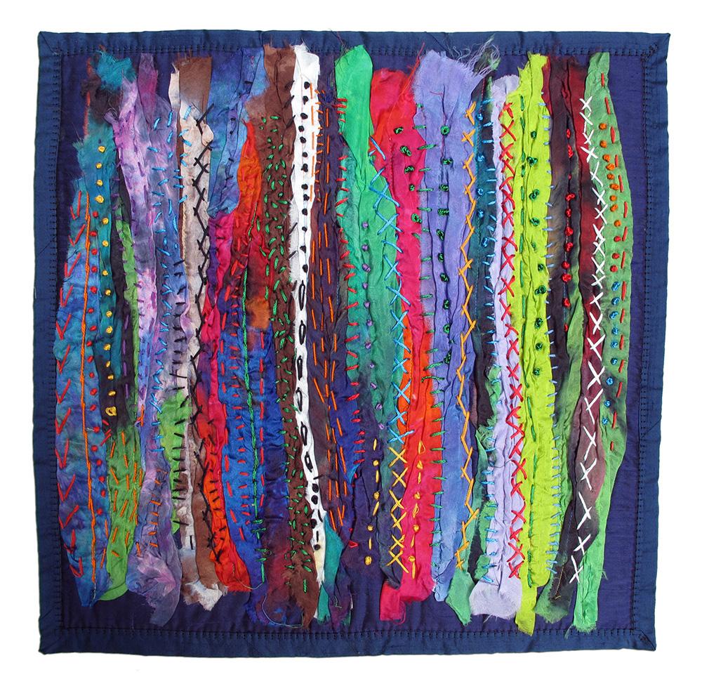Silk, Julie Dugas, Asheville, North Carolina