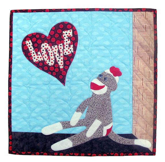 Love Monkey, Mary Kay Davis, Sunnyvale, California