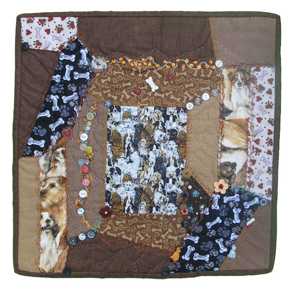 It's a Dogs Life, Theresa A. Nielsen, Royal Oak, Michigan