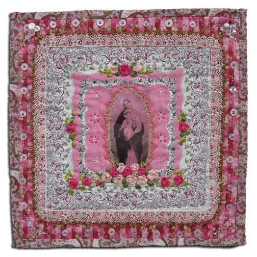 Mystical Rose by Barbara Curiel of Arcata, CA