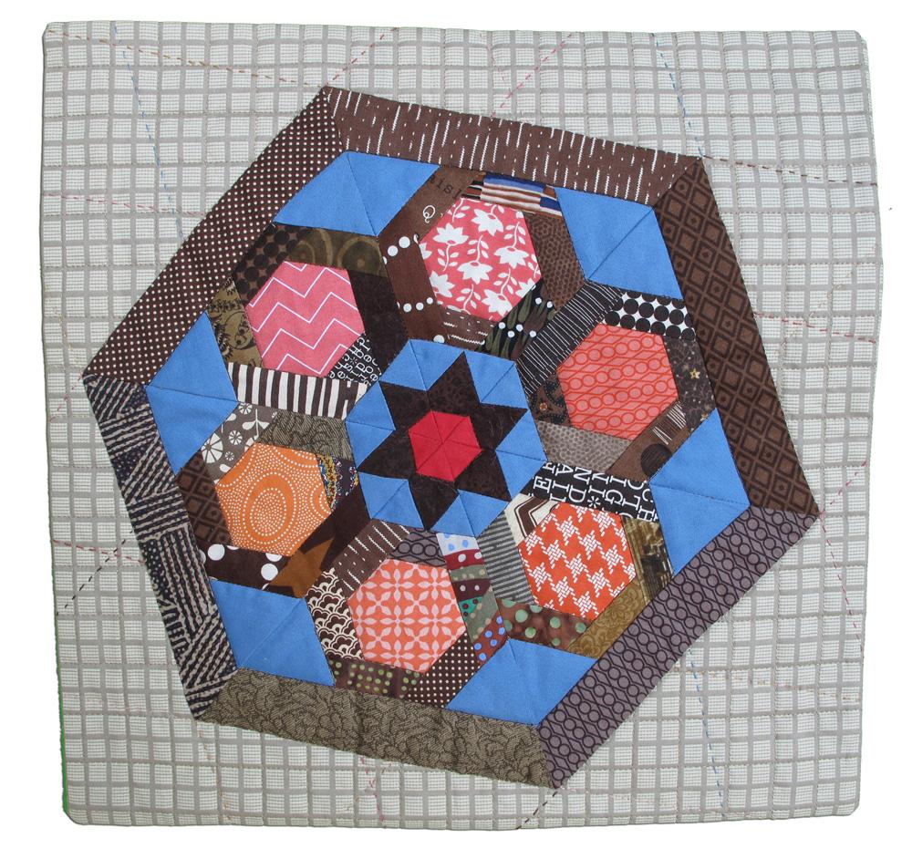 Hexad #One, Margaret Cibulsky, Port Washington, New York
