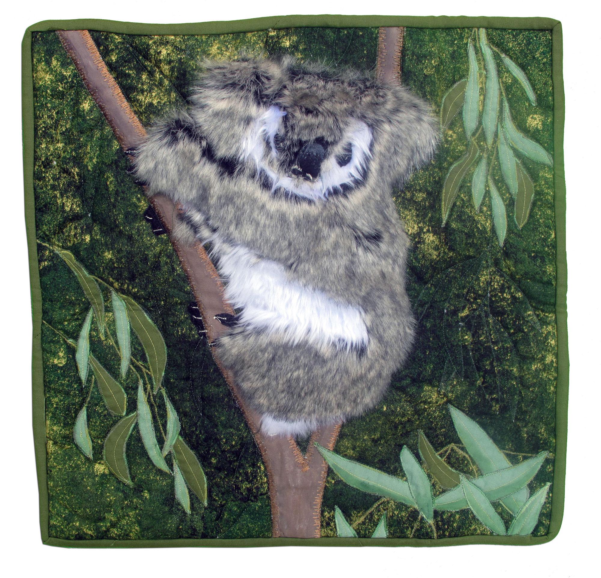 Cuddly Koala, Desley M. Drevins, Albany Creek, Queensland, Australia