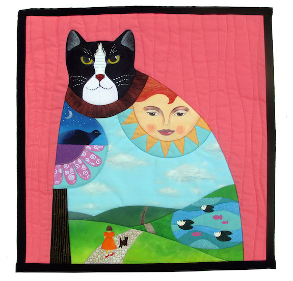 Honorable Mention, The Wonderful World Within the Cat, Alison J. Ruggiero, Brooklyn, New York