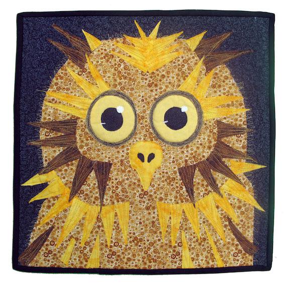 OWL, Jan D. Harmon, Costa Mesa, California