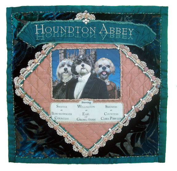 Honorable Mention, Houndton Abbey, Mary Anne Griffin, Troy, Illinois