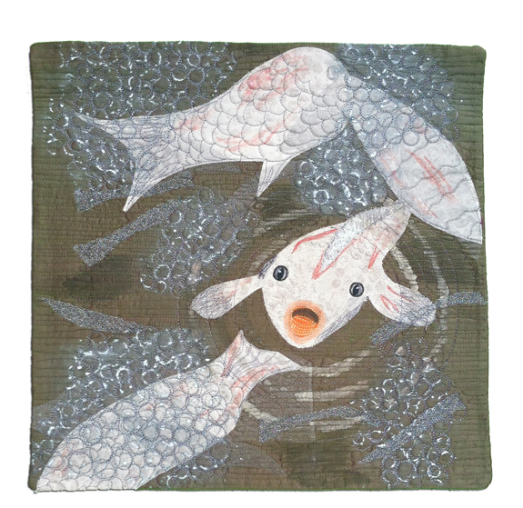 The Very Hungry Little Koi, Laurie Russman, New York, New York