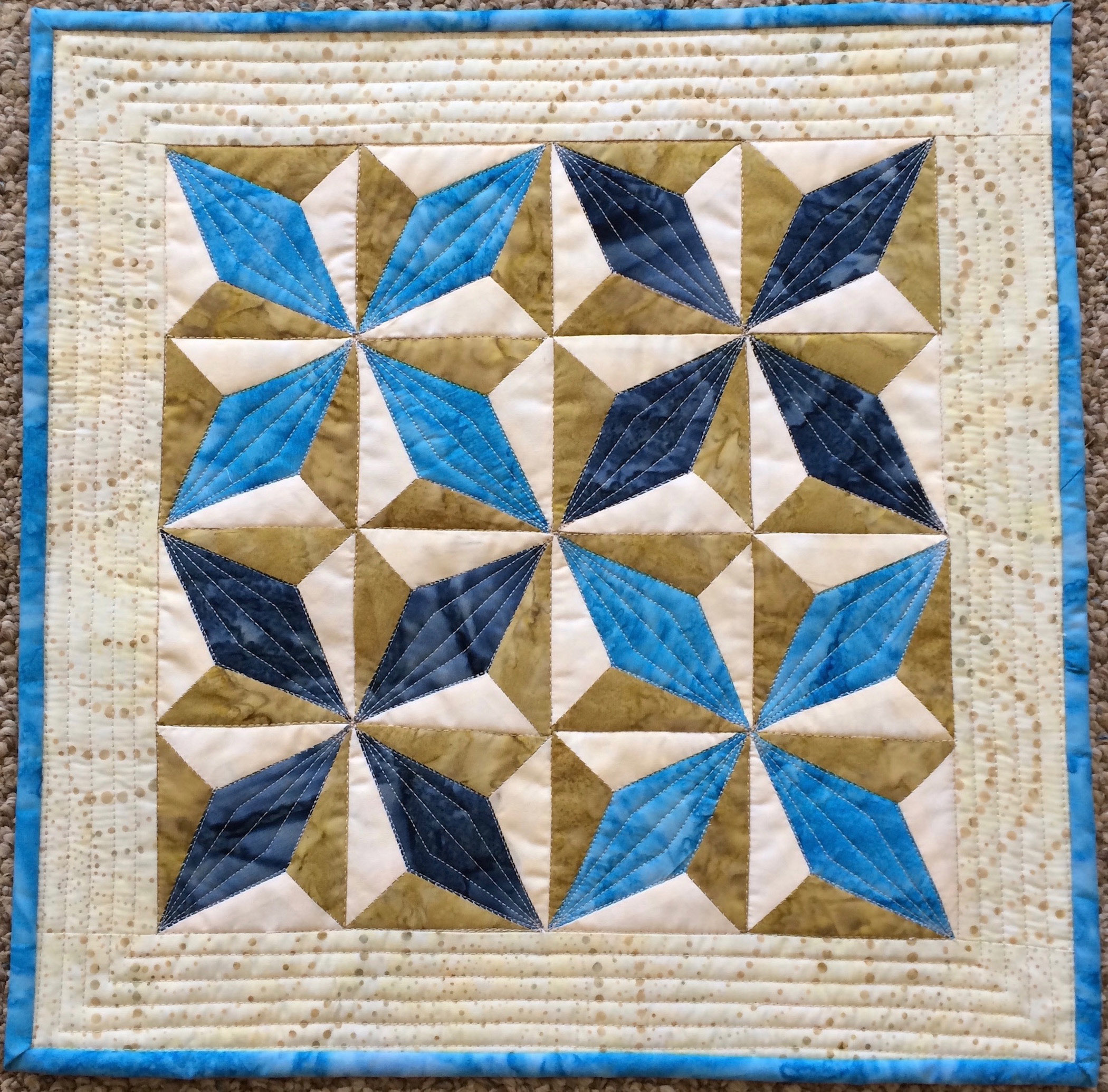 <em>Facets</em>, Ann Bordeau, Arden, NC