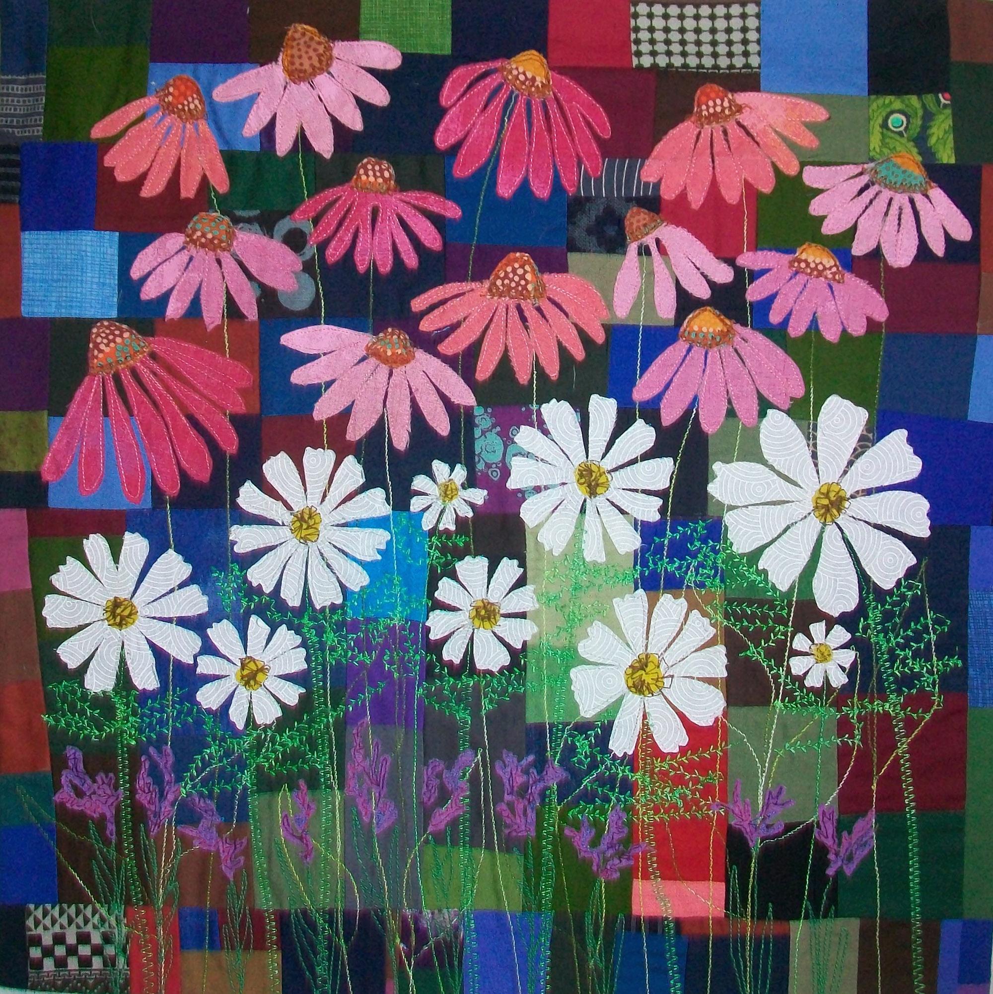 GRAND PRIZE, <em>My Garden</em>, Margaret Cibulsky, Port Washington, NY
