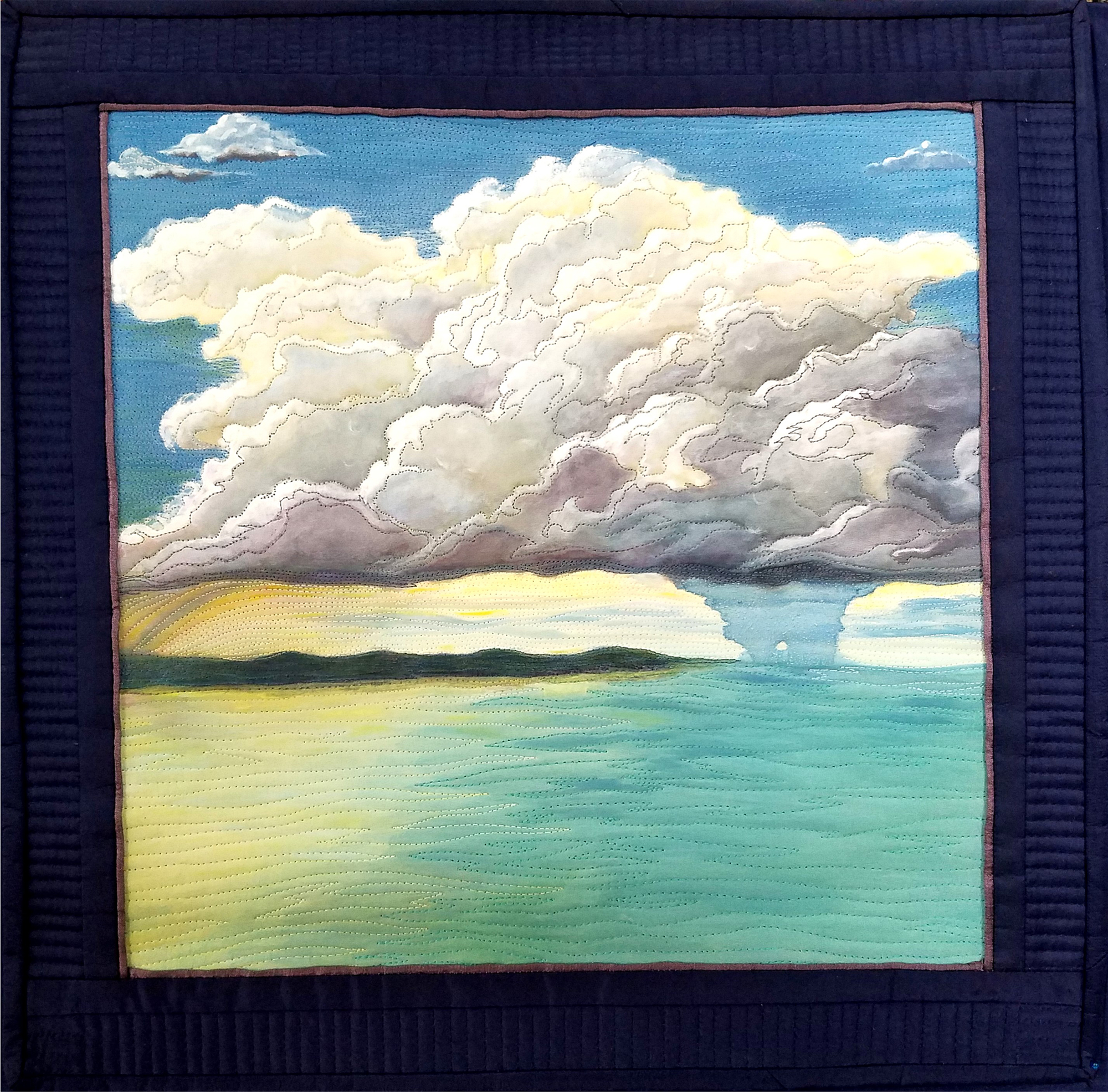 HONORABLE MENTION, <em>The Cycle- Hawaii</em>, Maria Cousins, Great River, NY