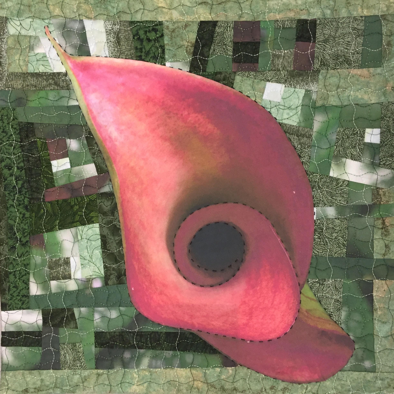 HONORABLE MENTION, <em>June's Garden</em>, Sandi Goldman, Annandale, VA