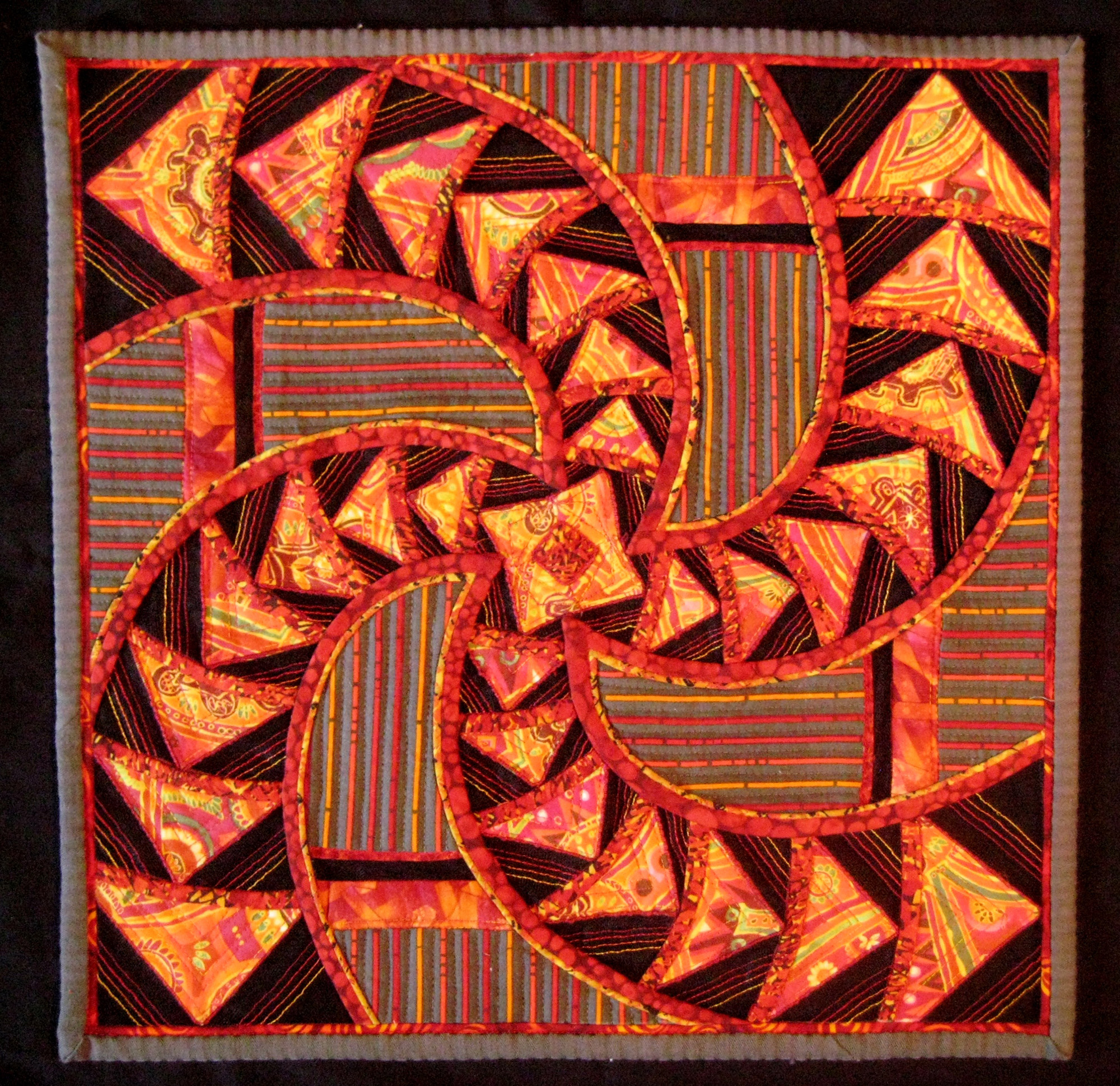 HONORABLE MENTION, <em>Solar Flare</em>, Michael Michalski, Brooklyn, NY