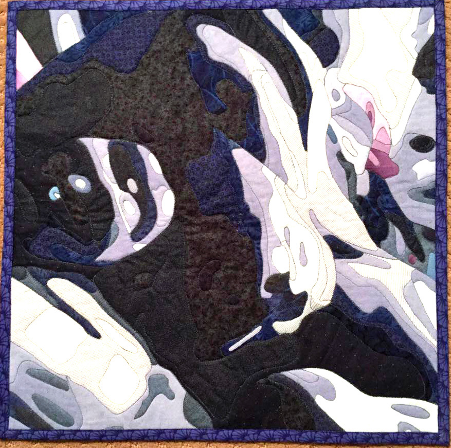 <em>Let Sleeping Dogs Lie</em>, Pauline Salzman, Treasure Island, FL
