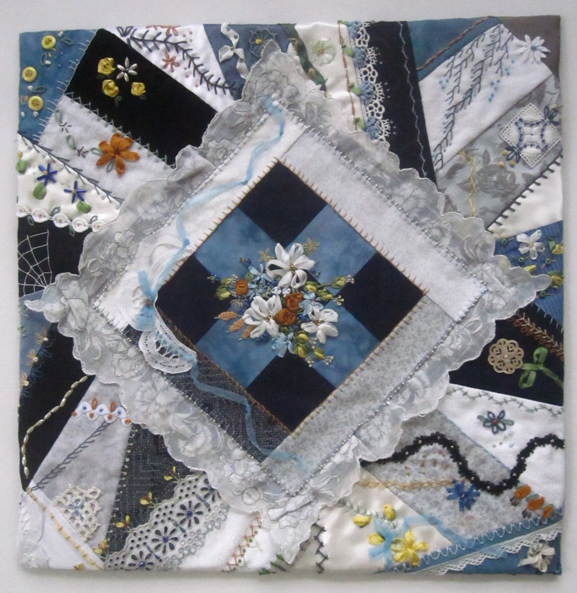<em>Crazy for Quilting</em>, MaryEllen Sax, Woodbury, MN