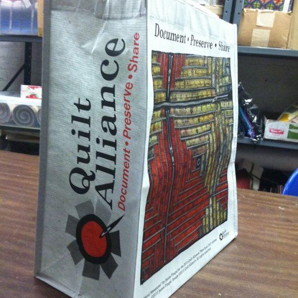 Quilt Alliance Tote Bag