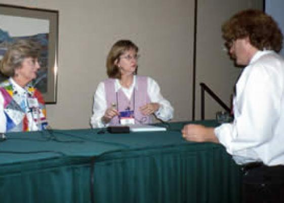 QSOS with Georgia Bonesteel (10-21-99)